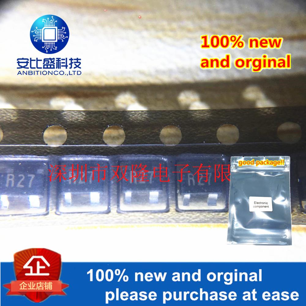 10pcs 100% New And Orginal 2SC4093-T1 Silk-screen R27 SOT143 In Stock