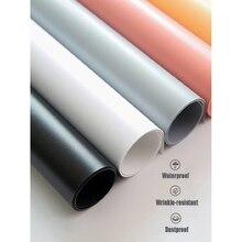 Planche de fond imperméable en PVC, accessoires Photo en papier pour arrière plan de photographie, meilleure promotion