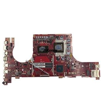 GL504GW Motherboard For ASUS ROG STRIX HERO II GL504GV GL504GW GL504 GL504GM GL504GS Laptop Motherboard RTX 2070 I7-8750H