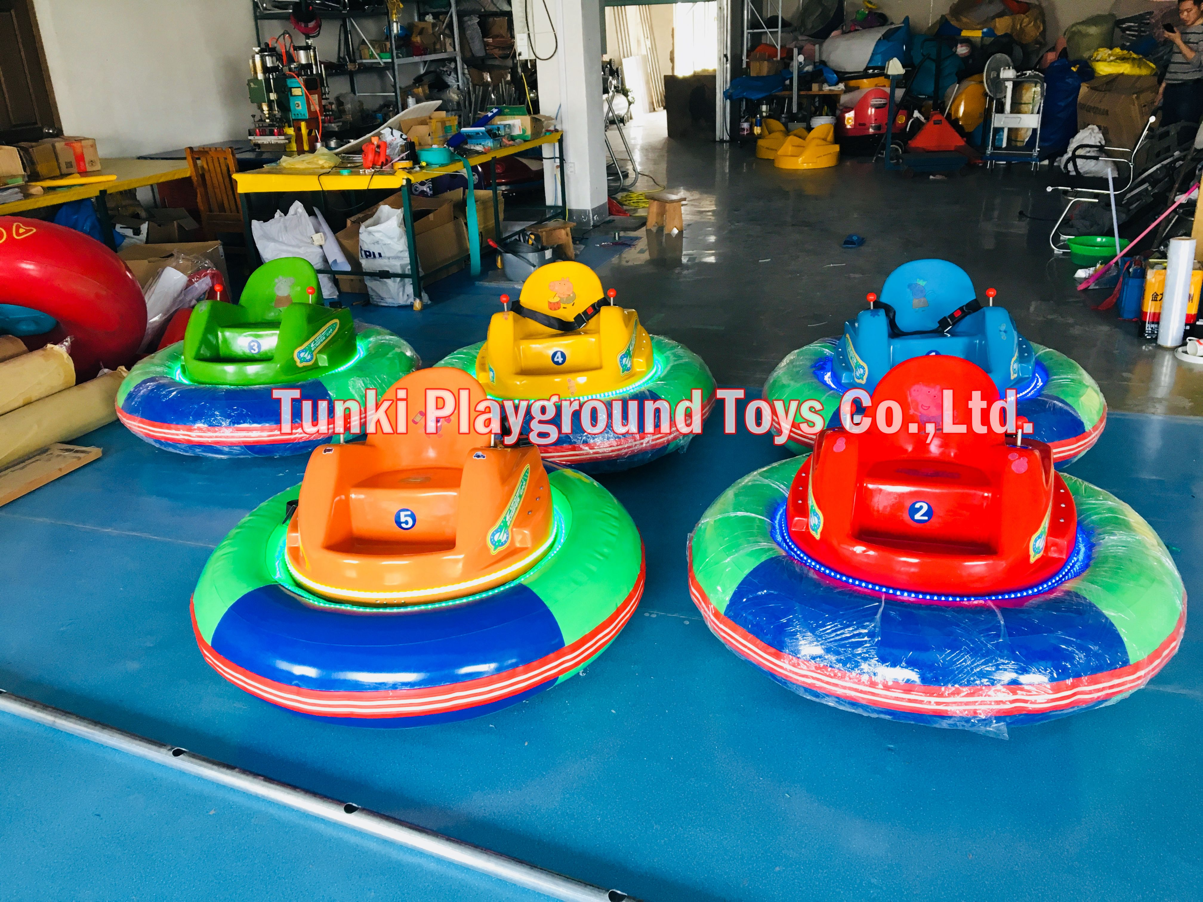 Small Electric Bumper Cars For Child