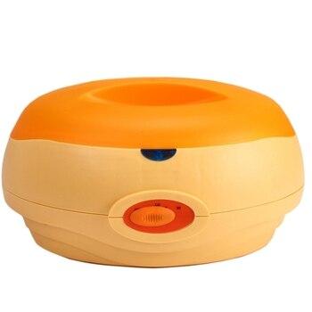 Hand Paraffin Heat Therapy Bath Wax Pot Warmer Beauty Salon Spa Wax Heater Equipment System Eu Plug 2016 new dental 4 well pot for melting lab equipment analog digital wax heater