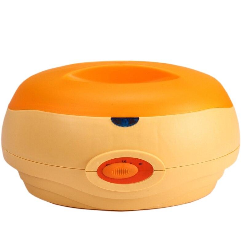 Mão parafina terapia de calor pote cera banho mais quente salão beleza spa cera aquecedor sistema equipamentos plugue da ue