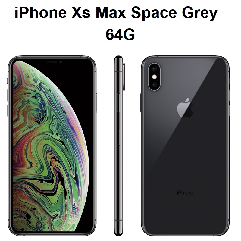 XSmax Space Gray 64G