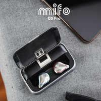 NEW Mifo O5 Bluetooth 5.0 True Wireless Bluetooth Headset Binaural Mini Earbuds In-Ear HIFI Waterproof Earphones free shipping
