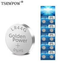 TSRWPOW – batterie de pièces de monnaie au Lithium, pour montre, calculatrice, walkie-talkie, A76 AG13 G13A lr44 LR1154 357A SR44