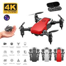 RC Helicopters Drone With 4K HD Camera Video Shooting Drone Quadcopter with FPV Remote control toys for Kids Gift