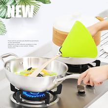 Кухонная жаростойкая кастрюля с защитой от брызг перчатка с защитой от ожогов для рук приготовление пищи Жарка защита Масла Кухонные Принадлежности