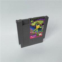 Игровой картридж Battletoads, 72 контакта, 8 бит