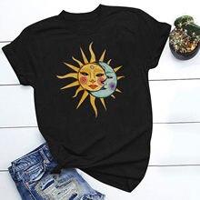Vintage feminino impresso padrão casual moda soild cor manga curta topos primavera verão casual tops moda 2021