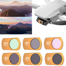 Für DJI Mavic Mini Drone Kamera Gimbal Objektiv Filter MCUV CPL ND Kamera Objektiv Sonnenschutzes Protector für DJI Mavic Mini zubehör