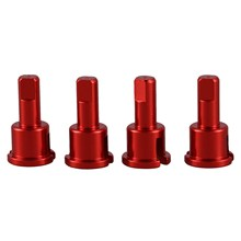 4Pcs Legering Differentieel Cup Differentieel Vermindering Joint Cup Rc Onderdelen voor Wltoys A949 A959 A969 A979 K929 Model Auto(China)
