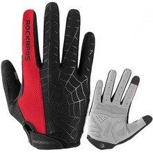 Elastic Gym Cycling Glove Bike Gloves Full Half finger Finge