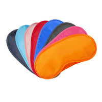 9 cores sono resto sleeping aid máscara de olho sombra capa conforto blindfold escudo remendo eyeshade atacado