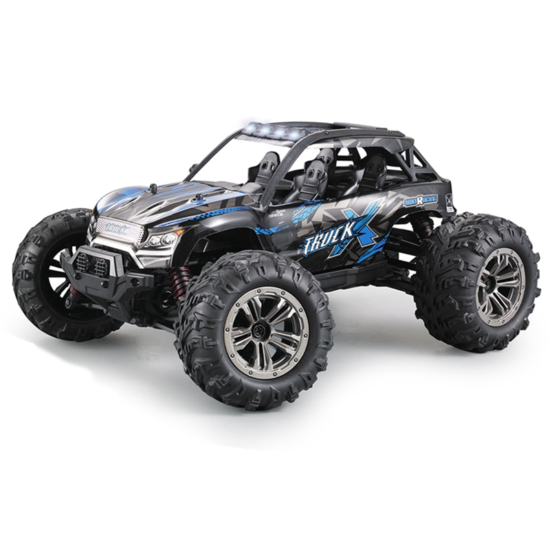 Xinlehong Q902 RC Car 1:16 2.4Ghz 4WD Remote Control Car 52km/h High Speed Brushless RC Car Dessert Crawler RC Vehicle Models