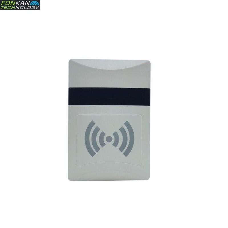 FONKAN Desktop Uhf Rfid Reader Integrated Reader RS232/UART RJ45 Support Multi-Language  ISO18000-6C 6B Tag Writer Free Software