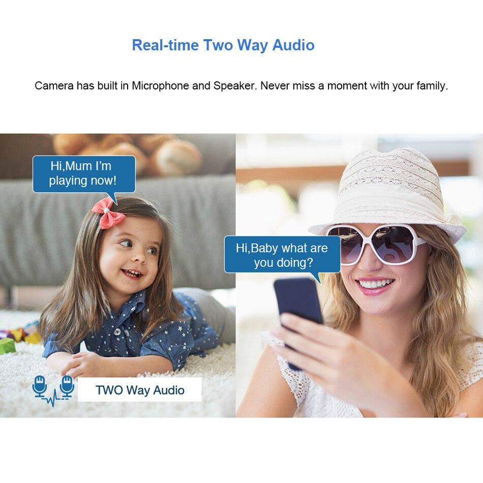 Techage H.265 5MP IP Kamera Zwei-wege Audio Onvif Ai Smart Menschlichen Erkennung Video Kamera Outdoor Wasserdicht 48V POE 12V für option