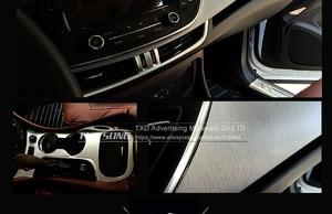 Image 4 - Cay autocollants de voiture en vinyle aluminium brossé, gris et métallique housse de voiture en vinyle, taille 10/20/30/40/50/60x152cm