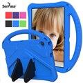 Для Huawei MediaPad T3 10 9,6 дюймов AGS-W09 AGS-L09 чехол EVA пена портативный ручной держатель дети Безопасный ударопрочный Стенд чехол для планшета
