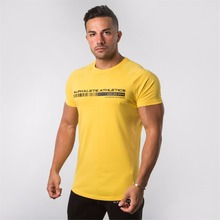 New Summer Fashion Men Shirt White Streetwear Casual Off  O-Neck Letter Print Short Sleeve Slim Fit T-Shirt Clothing