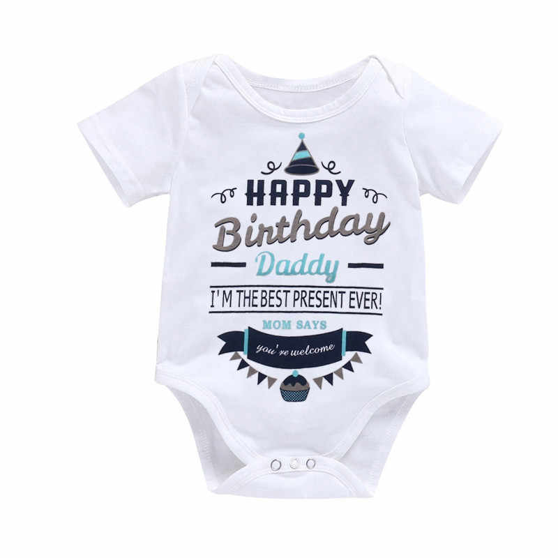 Short Sleeve Baby Girl Dress Father/'s Day Gift Present Love Cute Daddy is my Hero I/'m his Princess Girl/'s Cotton Soft Summer Dress