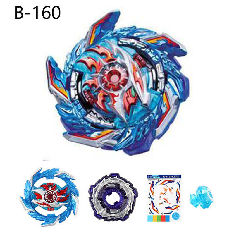 חולצות משגרי Beyblades פרץ B-153 זירת צעצועי מכירה ביי להבים להבי אכילס Bayblades Bable Fafnir פניקס Blayblades AA