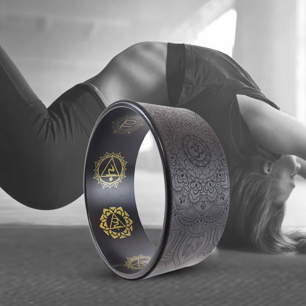 Workout Yoga Pilates Profissional Roda de Volta