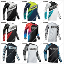 цена на New 2020 Men's Downhill Cycling Jerseys Mountain Bike MTB Shirts Offroad DH Motorcycle Jersey Maillot Ciclismo Motocross Spring