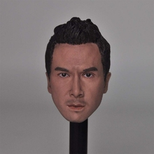 Head Sculpt 1/6 Donnie Yen for 12 Inches Mens Bodies