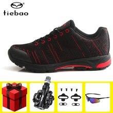 Велосипедные кроссовки tiebao спортивная обувь для отдыха велосипедные