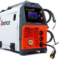 Toxince MIG235AL DP Digital Double Pulse Aluminum DC Welder MIG//Pulse/Double Pulse/ARC/Lift TIG Welding Machine