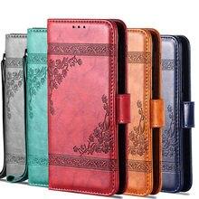 Чехол-книжка для Huawei P30 Pro P20 P10 P9 P8 Lite 2015, кожаный чехол для Honor 20S 20 20i 10 10i 9 Lite 8 Pro P Smart Plus 2019
