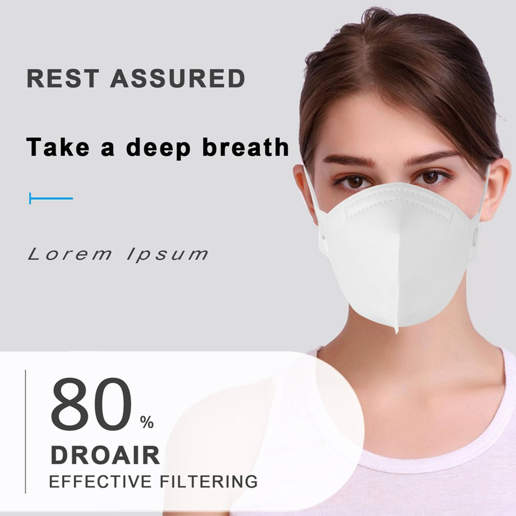 Anti-fog Mask And Dust-proof Mask FFP3 Cotton Anti Smoke Mask Face Protective Masks For Man And Woman