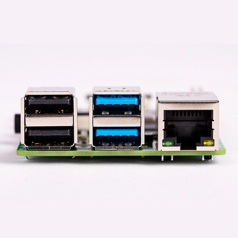 raspberry pi Original Raspberry Pi 4 Module B with 4GB RAM BCM2711 Quad Core Raspberry Pi 4B+ Board WIFI Bluetooth 5.0  for Computer (2)