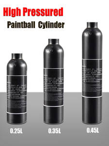 High-Pressure Soda-Bottle Filling-Tank-Cylinder 4500psi Air-Tank Empty CO2 Safety Explosion-Proof