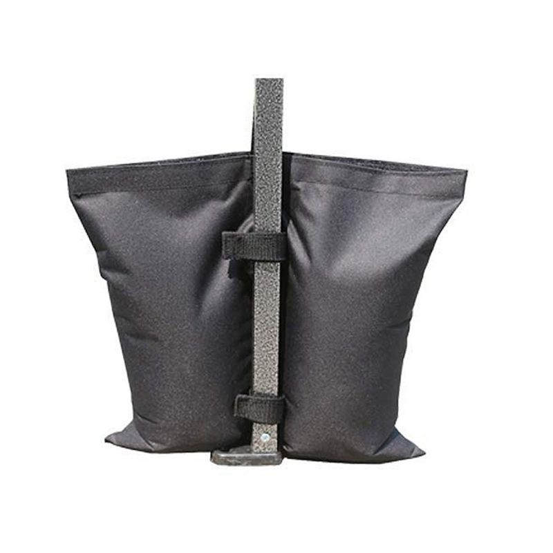 Oxford Cloth Waterproof Outdoor Fixed Tent Umbrella Bracket Camping Instant Feet Shelter Sun Weighted Sand Bag Holder