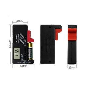 BT168D Digital Battery Capacit