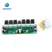 Моно-усилитель полевого транзистора L15 IRFP240 IRFP9240, аудиоготовая плата, звуковые усилители полевого транзистора, сборная плата