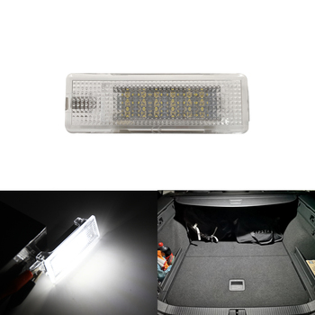 For Volkswagen VW Transporter T5 T6 2003-2020 1xLed Interior Boot Trunk Luggage Compartment Light image
