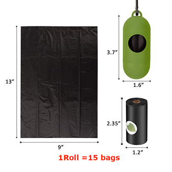 Biodegradable Dog Poop Bags 1