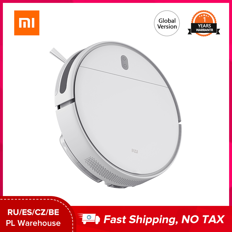 Xiaomi mijia robô aspirador de pó g1 para casa molhado esfregar automático varrendo poeira inteligente planejado ciclone sucção mop versão global