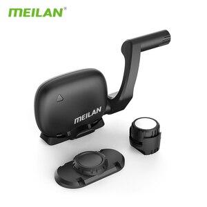 Image 2 - Meilan C3 беспроводной датчик скорости/частоты вращения педалей Водонепроницаемый Bluetooth BT4.0 датчик e