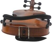 Adjustable Violin Shoulder Rest Plastic Padded For 4/4-4/3 Fiddle LN04 /LN100 Parts & Accessories