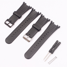 Watch Accessories Rubber Strap For SUUNTO Vector VECTOR Pin Buckle Men's Watch Strap
