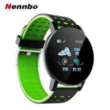 2020 New Bluetooth Smart Watch Men Blood Pressure Smartwatch Women Watch Sport Tracker Band For Android IOS WhatsApp