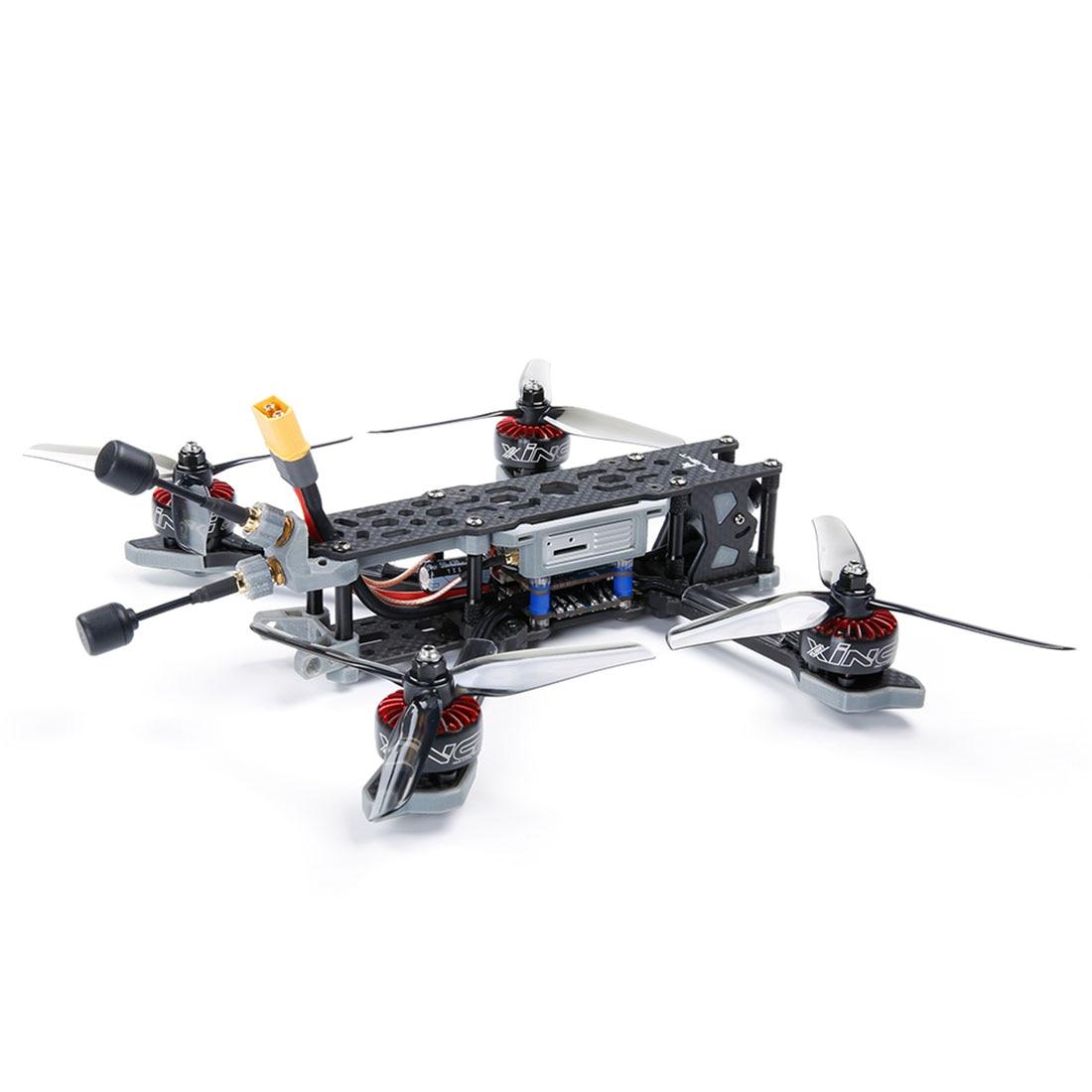 IFlight TITAN DC5 5 дюймов 222 мм 4S/6s HD FPV гоночный Дрон BNF SucceX D F7 50A стек XING E 2207/2450 кв мотор от вертолета игрушка - 4