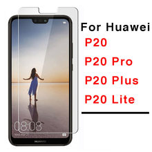 Tempered Glass Screen Protector For Huawei P20 Lite Protective Glass for P20 Plus Pro Anti-scratch Film Move 9h 2.5d Premium(China)