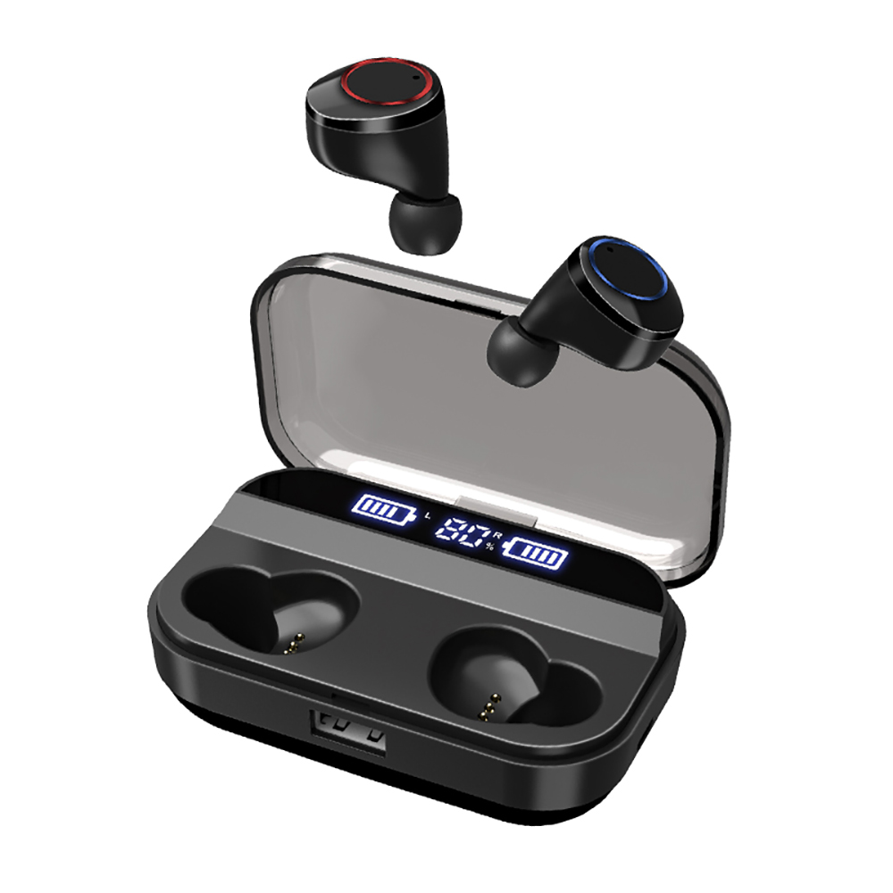 VTIN TWS Wirelress Earphones Bluetooth 5.0 Earphone With 4000mAh Charging Case IPX7 Waterproof Earbuds PK E12 TWS Xiaomi Redmi Airdots (17)