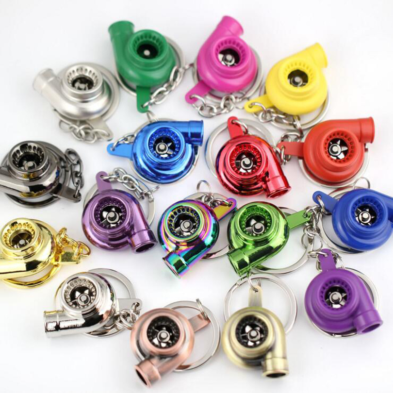 Hellaflush <font><b>style</b></font> Turbo <font><b>keychain</b></font> <font><b>Car</b></font> turbine key ring JDM decorative <font><b>for</b></font> toyota honda nissan <font><b>bmw</b></font> audi mercedes benz accessories image