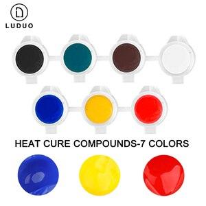 Image 3 - LUDUO DIY zestaw naprawczy skóry Liquid Vinyl farba do mebli siedzenia samochodowe Sofa buty kurtka skóra przywrócić Cleaner Refurbish z tkaniny