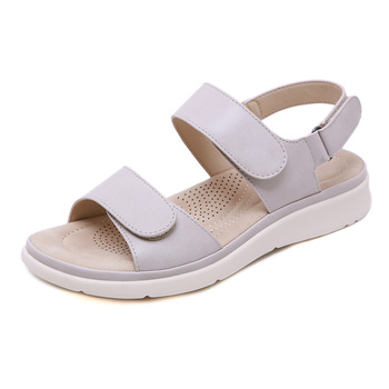 2020 Summer Shoes Women Sandals Holiday Beach Wedges Sandals Women Slippers Soft Comfortable Ladies Summer Slippers A2121 2